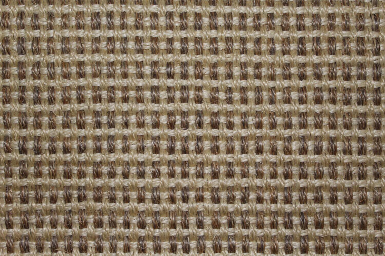 Stufenmatte Brasilia Sisal von DEKOWE 25x65cm 002 natur